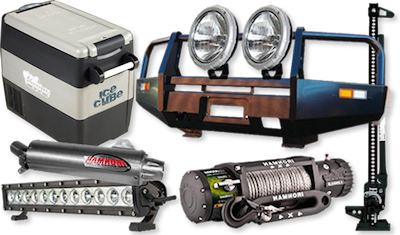 4wd and touring accessories